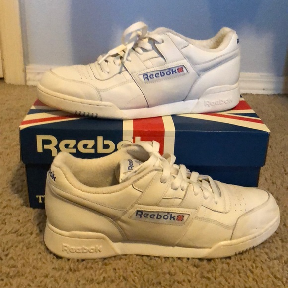 Reebok Workout Plus Vintage Sneakers in 2019 | Reebok